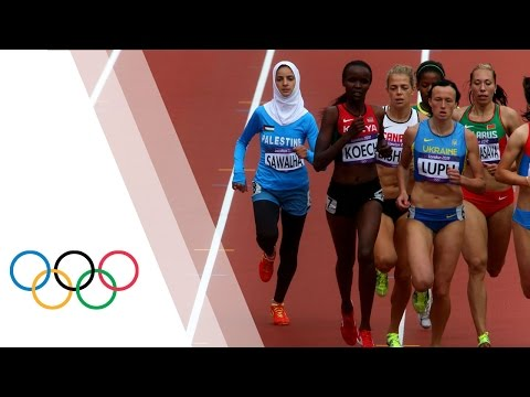Women's 800m heats - Full Replay | London 2012 Olympics