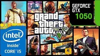 Grand Theft Auto V / GTA 5  : On GTX 1050 Custom Settings | 1080p