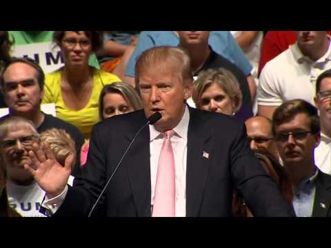 Full Speech HD: Donald Trump Event In Oskaloosa, Iowa July 25, 2015 | US Election 2016 Campaign