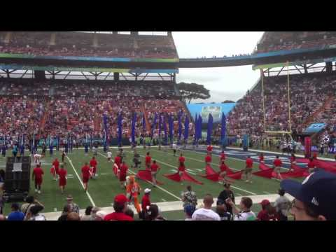 2013 pro bowl introductions