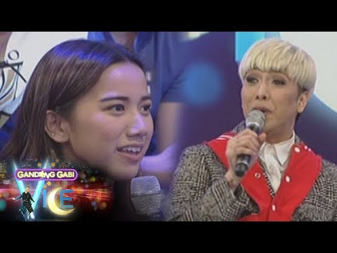 GGV: Vice Ganda asks Anton Asistio's girlfriend