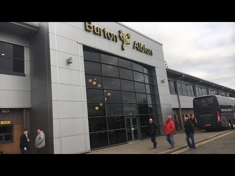 Burton Albion Vs Rotherham United - Match Day Experience