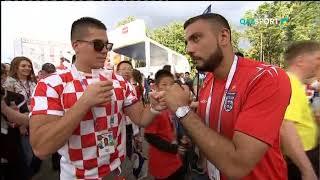 """ФУТБОЛ. """"РЕСЕЙДЕГІ ФУТБОЛ ТОЙЫ"""". Хорватия - Англия ойынына сараптама"""