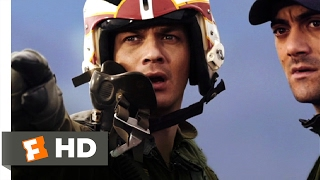 Burning Blue (2013) - Jet Fighter Crash Scene (1/10) | Movieclips