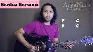 Chord Gampang (Berdua Bersama - Jaz) by Arya Nara (Tutorial Gitar) Untuk Pemula.mp3