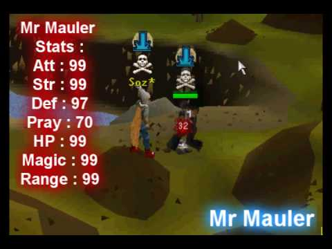 [OBPK] Mr Mauler FEAT S0ul Alone FEAT Xx Rape Xx OblivionPk PK Video 1