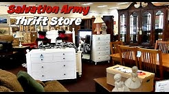 Salvation Army Thrift Store } Great Quality Furniture And Deals!