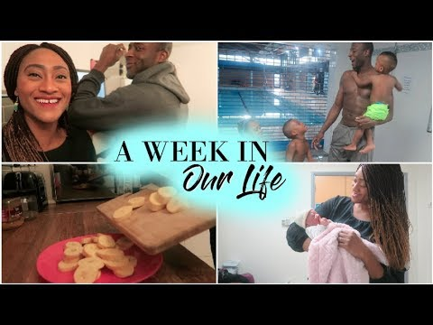 A WEEK IN OUR LIFE   HERE WE GROW AGAIN!