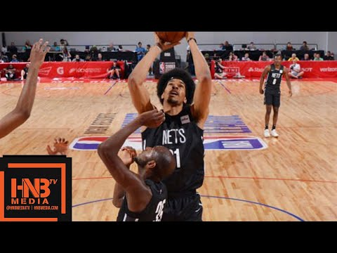 Brooklyn Nets vs Minnesota Timberwolves Full Game Highlights / July 9 / 2018 NBA Summer League