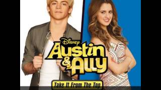 Laura Marano & Ross Lynch - Can't Do It Witout You | From Austin & Ally | Take It From The Top