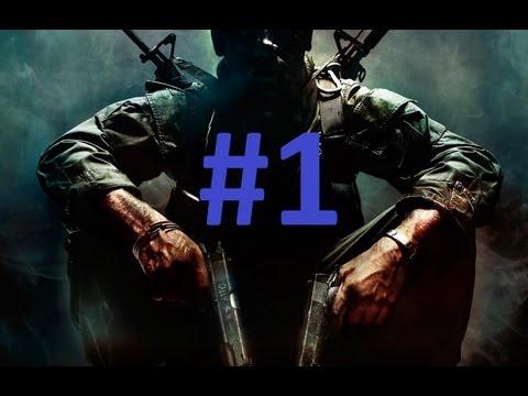 Call of Duty: Black Ops HD 1080p Gameplay Walkthrough Part 1 - Intro Interrogation