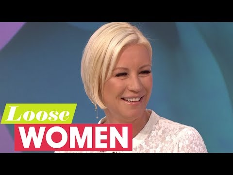 Denise Van Outen's Ex Lee Mead Still Comes Round for Dinner  Loose Women