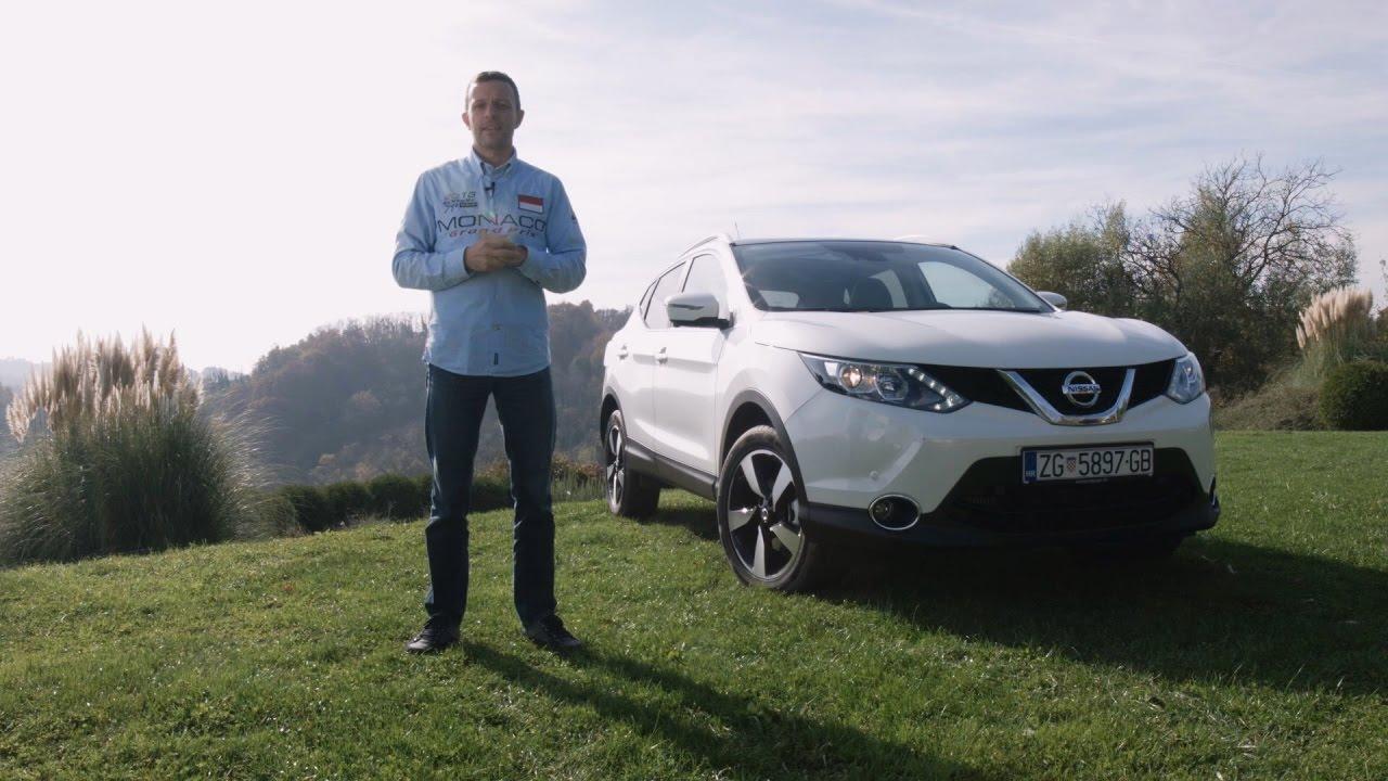 testirali smo nissan qashqai 360 1.6 dci - auto market - youtube