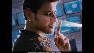 Boom Boom Telugu   Spyder  Mahesh Babu & Rakul Preet Singh  AR Murugadoss  Harris Jayaraj