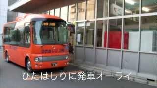 日田市 ひたバス ひたはしり号