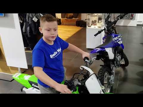 Lets try to Find a 2017 Kawasaki KX65 and...