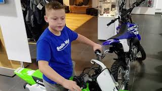 vuclip Lets try to Find a 2017 Kawasaki KX65 and...What's the best dirt bike