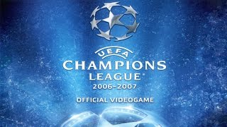 A Look @ UEFA Champions League 2006/07 (Xbox 360)