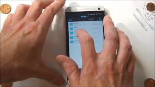 hTC One Dual Sim - обзор возможностей, демонстрация работы