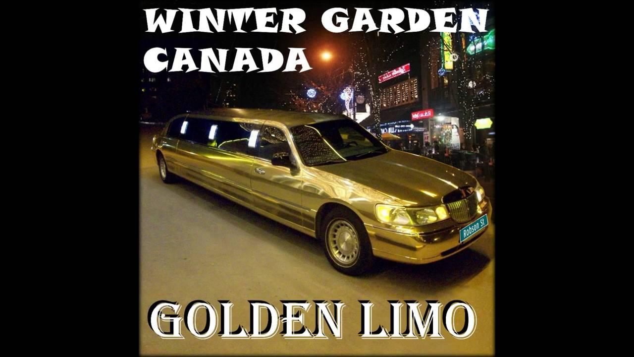 2018 lamborghini limo. delighful 2018 winter garden canada  golden limo inside 2018 lamborghini limo