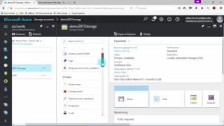 Azure Storage - Basic
