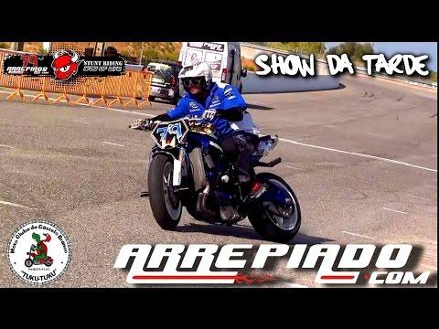 Show da tarde do TEAM ARREPIADO Motoclube TUKU TUKU (MCCB) 2015