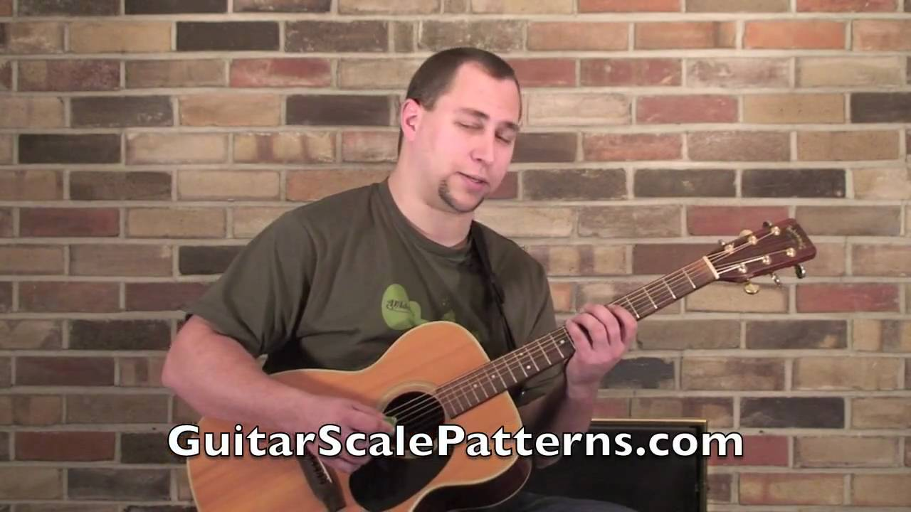 Guitar Chords that Sound Good Together in the Key of C - YouTube