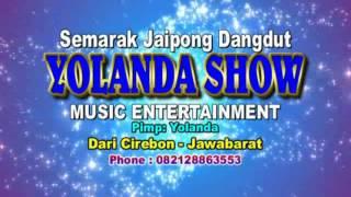 Yolanda show-tiada guna-voc:all artis