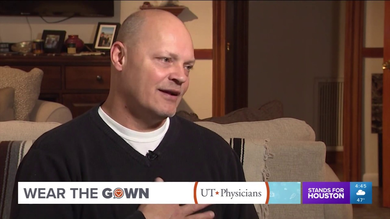 UT Physicians -  KHOU - Wear the Gown - Recognizing Heart Attack Symptoms