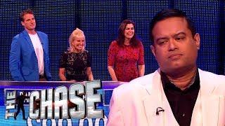 Dan Snow, Sarah Greene and Amanda Lamb's £99,000 Final Chase! | Celebrity Chase
