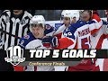 2018 Gagarin Cup Conference Finals Top 5 Goals