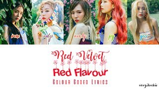 Red Velvet - Red Flavour [ 빨간 맛 ] Colour Coded Lyrics; Han/Rom/Eng Mp3
