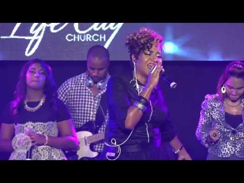 What can I do written by- Tye Tribbett sung by-Crystel Mclatchie