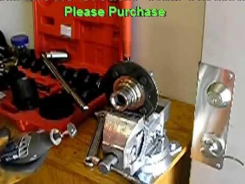 Front Wheel Bearing Kit Harbor Freight Tools