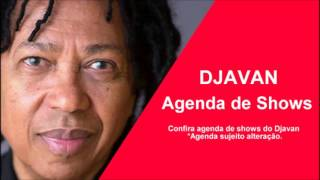 Djavan - Agenda de Shows