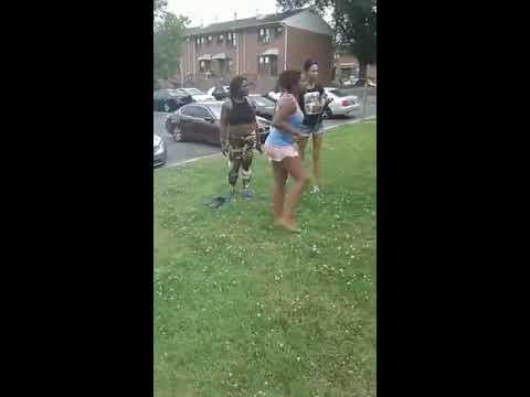 Showdown In Mcdougald Terrace Durham NC