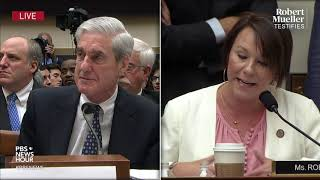 WATCH: Rep. Martha Roby's full questioning of Robert Mueller | Mueller testimony