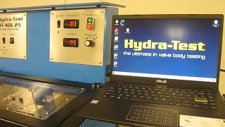 Hydra-Test HT-SOL 25 - Software Basics (Transmission Solenoid Tester)
