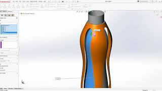 12 Урок. Поверхностное моделирование в SolidWorks/Surface modeling in SolidWorks