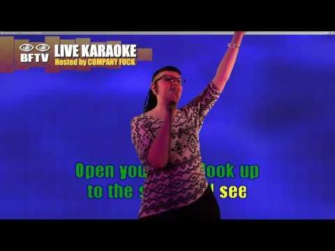 Chin Stroke Karaoke, Everybody, Shot Through the Heart, Mambo No 5, Bohemian Rhapsody