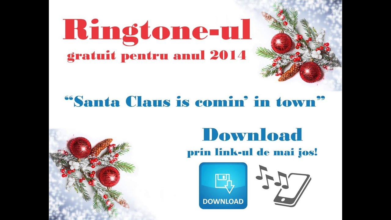 What songs do you think Santa Claus has a ringtone