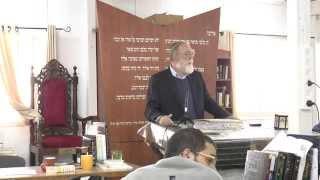 פרופ' אפרים מאיר: נוכחות ודתיות חלק ב