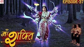Maa Kali And Maa Sherawali Slayed Down Demon RaktBeej