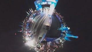 Видео 360: открытие Всемирных военных игр в Сочи