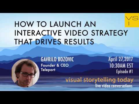 How to launch an interactive video strategy that drives results