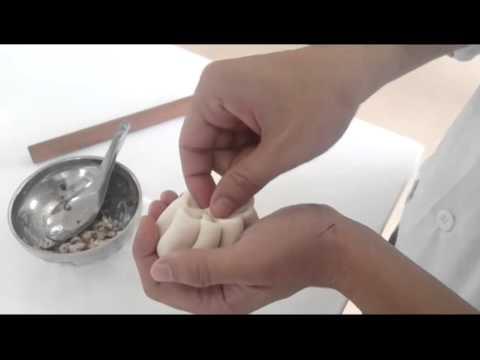 Hướng dẫn tạo hình bánh bao