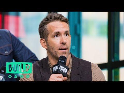 Ryan Reynolds\' Writing Process For \