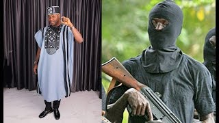 Actor Femi Adebayo Narrowly Escapes Death After Attacked By Gunmen in Lagos As He Thanks God