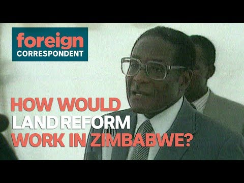 How Would Land Reform work in Zimbabwe? (1998) | Foreign Correspondent