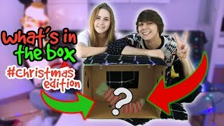 WHAT'S IN THE BOX - Christmas Edition#6 VLOGMAS 2018